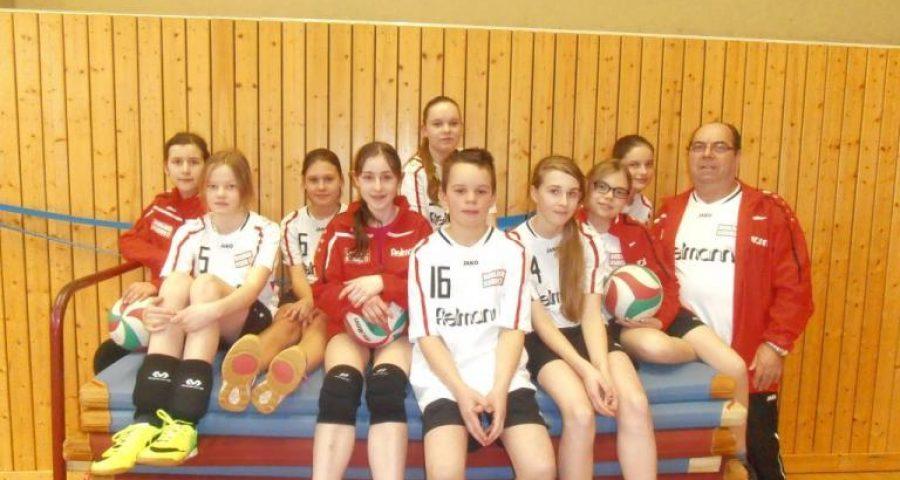 Mannschaftbild der Jugend-Gruppe
